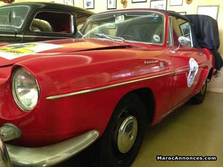 RENAULT FLORIDE S MODELE 1964