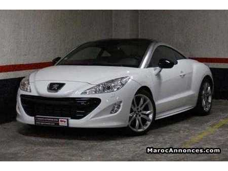 peugeot rcz maroc d 39 occasion recherche de voiture d 39 occasion le parking. Black Bedroom Furniture Sets. Home Design Ideas