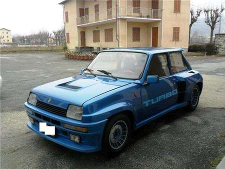 renault r5 renault r 5 turbo 1 occasion le parking. Black Bedroom Furniture Sets. Home Design Ideas