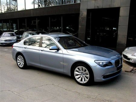 bmw serie 7 bmw activehybrid 7 occasion le parking. Black Bedroom Furniture Sets. Home Design Ideas