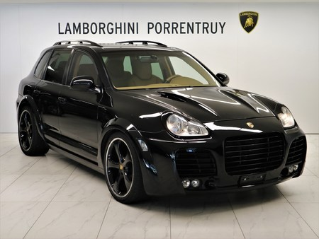 porsche cayenne porsche cayenne turbo magnum techart occasion le parking. Black Bedroom Furniture Sets. Home Design Ideas