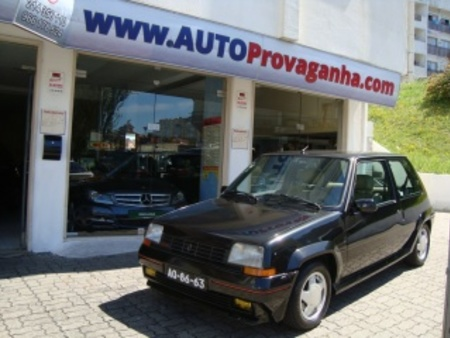 renault super 5 renault 5 1 4 gt turbo occasion le parking. Black Bedroom Furniture Sets. Home Design Ideas