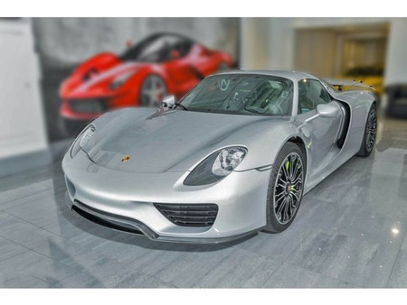 porsche 918 spyder 918 occasion le parking. Black Bedroom Furniture Sets. Home Design Ideas