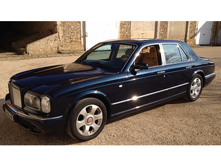 bentley arnage bentley arnage r 6 8 v8 406ch occasion occasion le parking. Black Bedroom Furniture Sets. Home Design Ideas