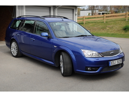 ford mondeo sw ford mondeo st220 2006 occasion le parking. Black Bedroom Furniture Sets. Home Design Ideas
