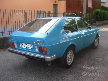 fiat 128 fiat 128 coupe anni 70 occasion le parking. Black Bedroom Furniture Sets. Home Design Ideas