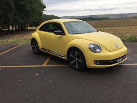 volkswagen coccinelle vw beetle sport 2012 66 39 000 km 12 39 500 occasion le parking. Black Bedroom Furniture Sets. Home Design Ideas
