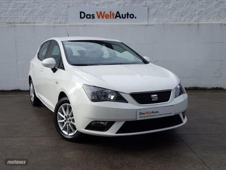 seat ibiza 1 2 tsi style occasion le parking. Black Bedroom Furniture Sets. Home Design Ideas