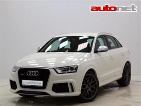 audi q3 audi rs q3 2 5 tfsi quattro occasion le parking. Black Bedroom Furniture Sets. Home Design Ideas