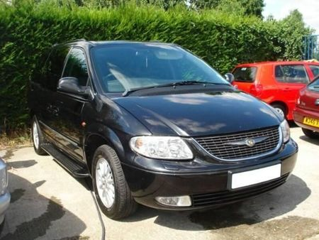 chrysler grand voyager 3 3 limited xs occasion le parking. Black Bedroom Furniture Sets. Home Design Ideas