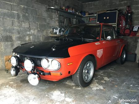 lancia fulvia lancia fulvia 1600 hf serie 2 restauree occasion le parking. Black Bedroom Furniture Sets. Home Design Ideas