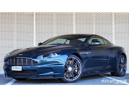 aston martin dbs aston martin dbs coup occasion le parking. Black Bedroom Furniture Sets. Home Design Ideas