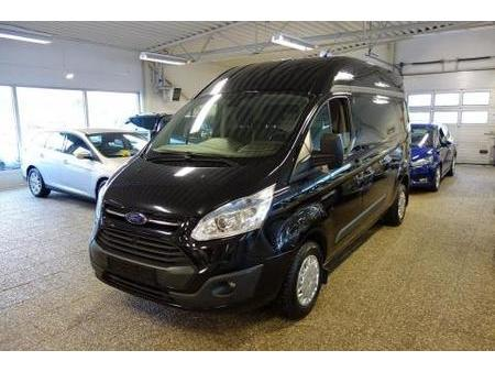 ford transit custom ford transit custom 2 2 tdci 125 hk l2 h2 trend 2014 occasion le parking. Black Bedroom Furniture Sets. Home Design Ideas