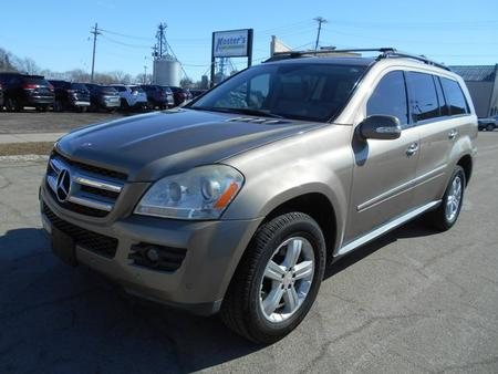 MERCEDES GL-CLASS gl320 cdi 4matic Used - the parking