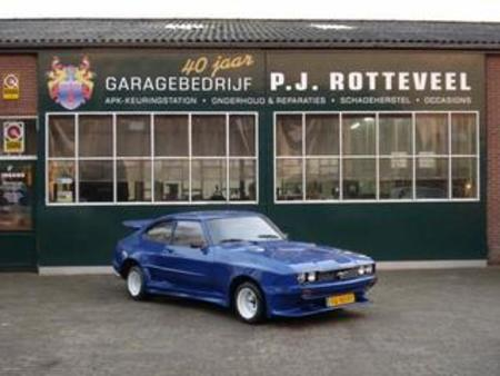 Ford capri ford capri 3000 s uit 01 01 1979 aangeboden for Garage ford le plessis grammoire
