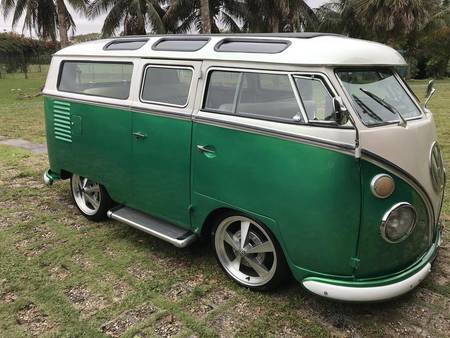 Vw Microbus For Sale >> I Found This Listing On Sur Theparking Eu Isn T It Great