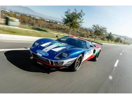 Ford Gt40 Replica 1969 Superformance Gt40 Future Forty V8