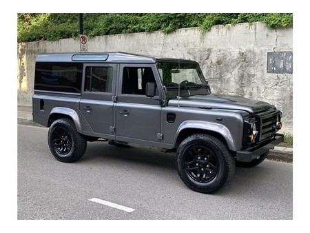 Land Rover Defender 110 >> I Found This Listing On Sur Theparking Eu Isn T It Great