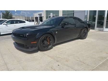 Dodge Challenger Srt Hellcat Widebody Rwd Used The Parking