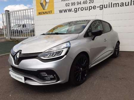 Clio rs trophy occasion
