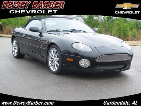 Aston Martin Db7 Volante Black Used Search For Your Used Car On The Parking