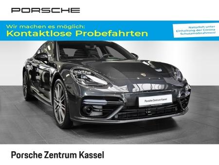 Porsche Panamera Panamera Turbo V8 Hinterachslenkung Panoramadach Used The Parking