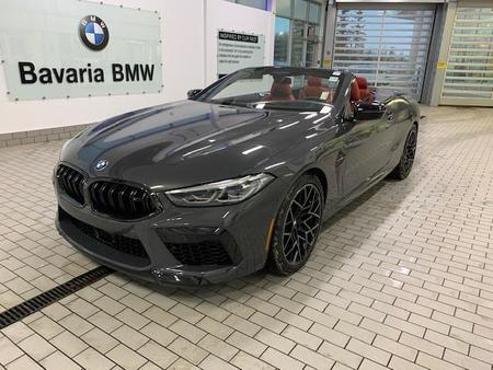 Bmw Serie 8 Cabriolet Used 2020 Bmw M8 Cabriolet Competition Used The Parking