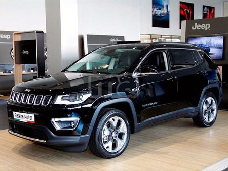 Jeep Compass Spain Used Search For Your Used Car On The Parking