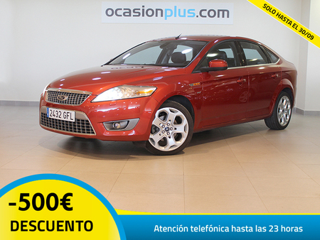 ford mondeo orange used search for