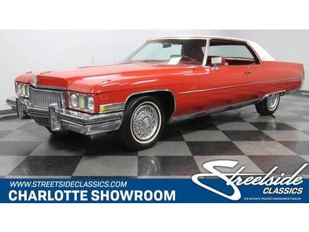 1973 cadillac coupe deville for sale https://cloud.leparking.fr/2020/02/12/06/01/cadillac-deville-1973-cadillac-coupe-deville-for-sale-red_7453230154.jpg