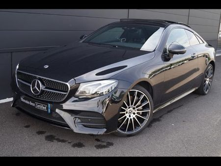 coupe 400 d 340ch amg line 4matic 9g-tronic