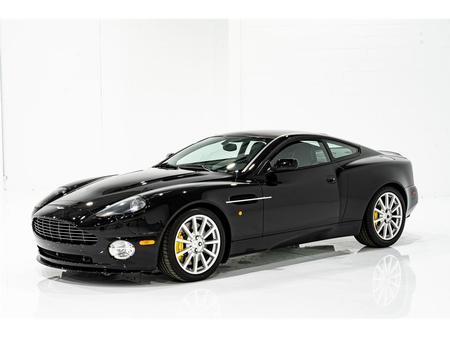 Aston Martin Vanquish For Sale 2005 Aston Martin Vanquish In Montreal Quebec Gebrauchtwagen