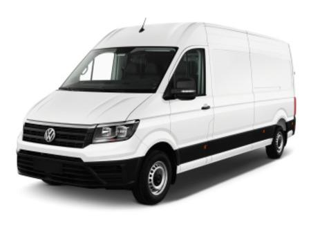 volkswagen e-crafter van 35 l3h3 136 ch bva - 4 portes