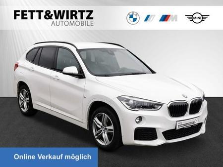 4,8 l/100km (komb.),127 g co2/km (komb.) https://cloud.leparking.fr/2020/10/27/12/49/bmw-x1-x1-xdrive18d-m-sport-aut-da-led-shz-navi-weis_7832215795.jpg