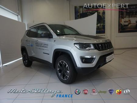 jeep, compass, phev first edition off road 1.3 240ch 4xe at6, occasion, essence, 2020, 650