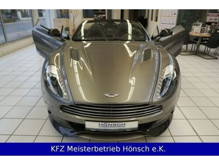 Aston Martin Vanquish Germany Used Search For Your Used Car On The Parking