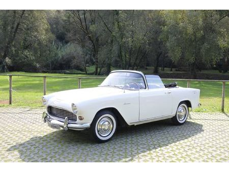 Croissant simca aronde used – Search for your used car on the parking DE-02