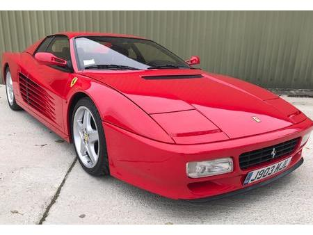 Ferrari Testarossa 512tr Used Search For Your Used Car On The Parking