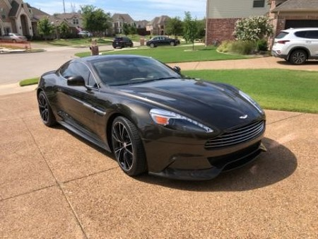Aston Martin Vanquish Brown Used Search For Your Used Car On The Parking