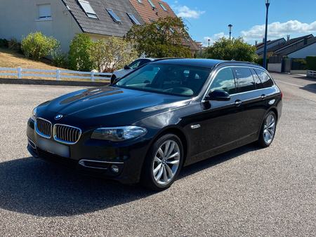 touring 520 d 190 luxury bva
