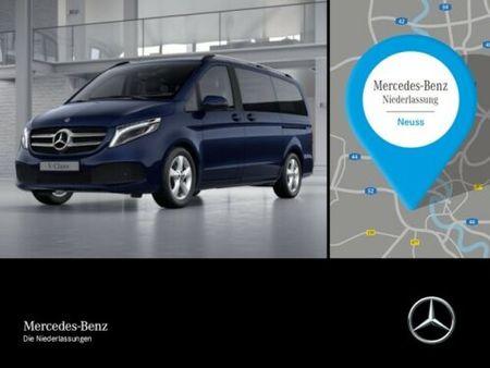 Benz blau klasse mercedes v Original Mercedes