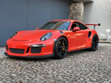 Porsche Gt3 Rs Orange Gebrauchtwagen Gebrauchtwagen Suchen Das Parking